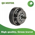 5000W Car Hub Motor,273 single shaft hub motor