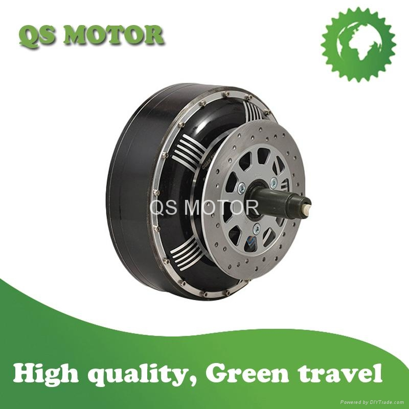 6000W Car Hub Motor,single shaft hub motor,Brushless Motor