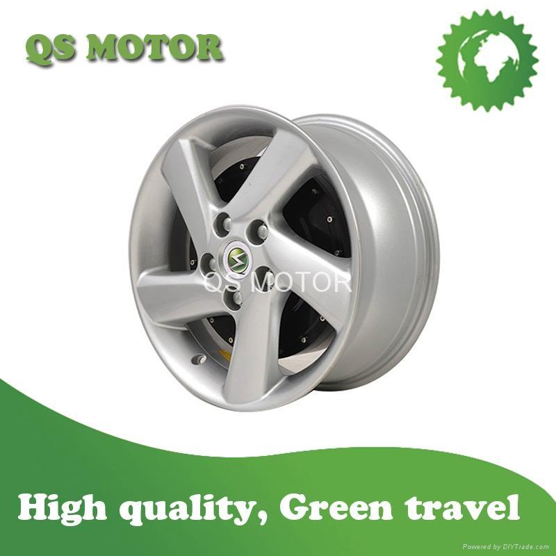 6000W Car Hub Motor,single shaft hub motor,Brushless Motor