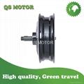 Car hub motor