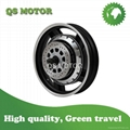 16inch 30000W In-Wheel Hub Motor(40H) V2 for Electric Motorcycle