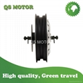 14inch 6000W  in-wheel hub motor V2 Type for electric scooter