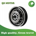 14inch QS 8000W Hub Motor V2 Type for electric motorcycle
