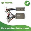 400W E-bike Motor Controller-9MOSFET