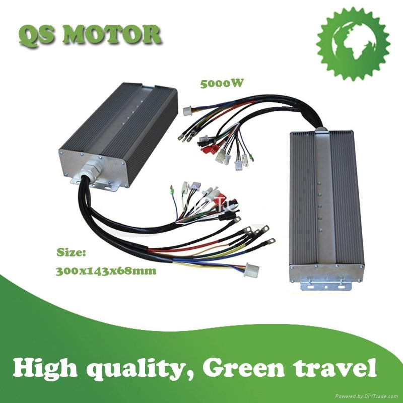 5000w Electric Motorcycle High Power Motor Controller