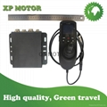 180W 24V Hub Motor for Electric wheelchair and Control system with joystick