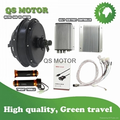 QS MOTOR 6000W Electric Bike Conversion Kits