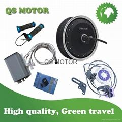 8000W 13inch Electric motorcycle Hub Motor Conversion Kits with Kelly Controller