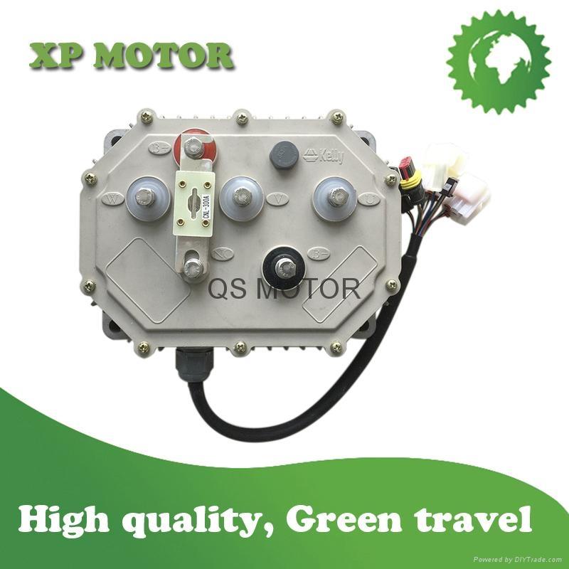 KLS7245H,24V-72V,350A,Sealed sinusoidal wave motor controller For 4000W-5000W