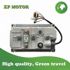 KLS7275H,24V-72V,500A,Sealed sinusoidal wave motor controller For 6000W-8000W