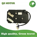 MOTOR CONTROLLER FOR ELECTRIC VEHICLE