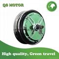 Green Electroplating Hub Motor