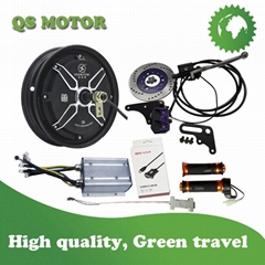 2000W 10inch E-Scooter Hub Motor Conversion kits