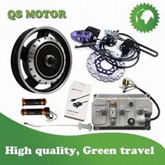 8000W 72V 16inch Electric motorcycle Motor Conversion Kits