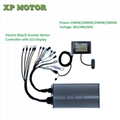 1500W 48V/60V Motor Controller with LCD Speed Meter Monitor for Electric Bike