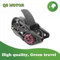 3000W BLDC Mid-drive Motor Assembly Kits speed 100kph