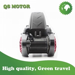 QS2000W BLDC Mid-drive Motor Assembly Kits For Electric Scooter