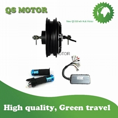 1500W 10inch V2 Hub Motor with Controller and Throttle,electric scooter kit