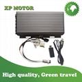 Programmable Sabvoton Controller SVMC72100 For Electric Motorcycle, Sine-Wave 25 1