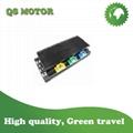 APT Sine Wave Brushless Hub Motor Controller 96600 for 8000W BLDC Motor