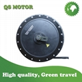 QS273 4000W 50H Electric Bike Spoke Hub Motor V3 Type 152mm drop-outs