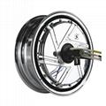 New Developed 273MODEL 13inch 10KW-12KW In-Wheel Hub Motor