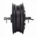 NEW QS260 12inch 10KW 70H Hub Motor For electric Scooter