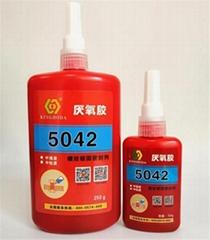 台州金宏达5042厌氧胶 触变性 通用型螺纹锁固剂 厌氧胶的作用