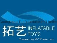 Guangzhou TuoYi Inflatables Co., Ltd