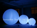 2m Led Inflatable Helium Balloon For
