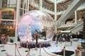 Life Size Christmas Snow Globe For Christmas Decoration 2