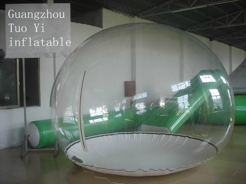 Hot Selling Inflatable Bubble Tree Tent For Camping Snow