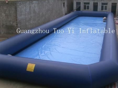 rectangle inflatable pool