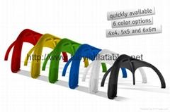 Portable 3m Digital Printing X-Gloo Tent
