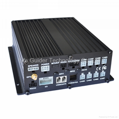 8channel 3G HDD mobile dvr with GPS, WIFI,Gsensor (Hot Product - 1*)