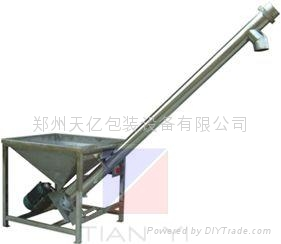 TY-T01型不鏽鋼螺旋上料機 1