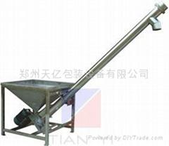 TY-T01型不鏽鋼螺旋上料機