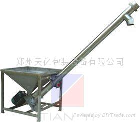 TY-T01型不鏽鋼螺旋加料機 1