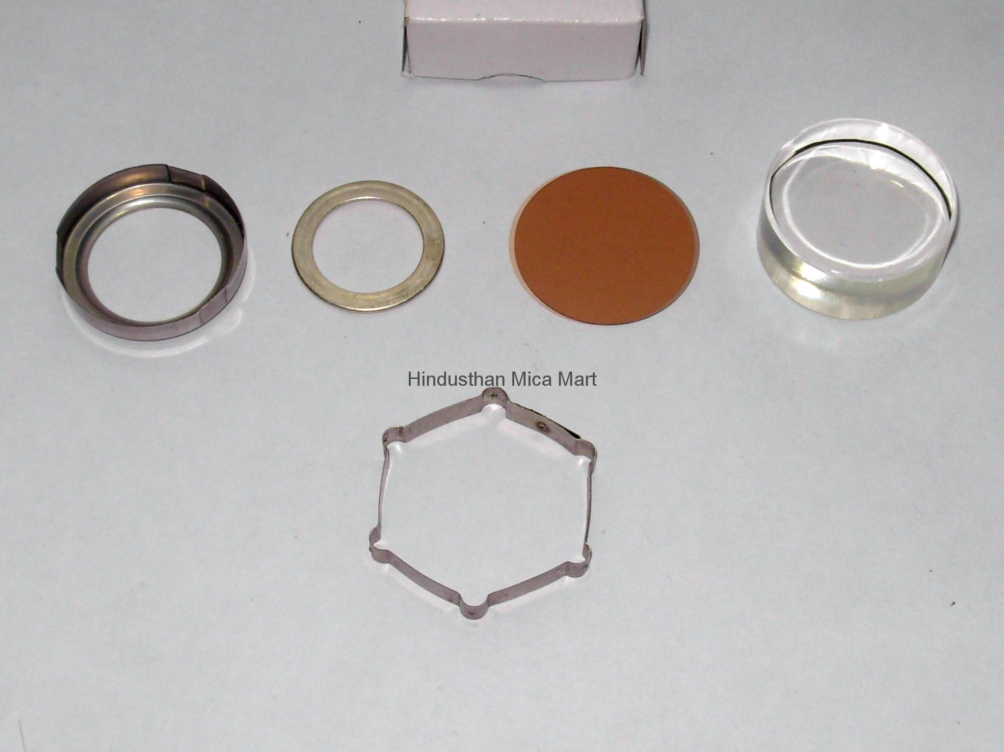 Colour Port Gauge Glass Repair Kit and spares