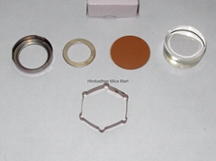 Colour Repair Port Gauge Glass Kits