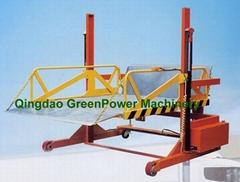 Mobile Dock Loading Platform