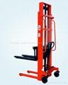 Manual Hydraulic Stacker