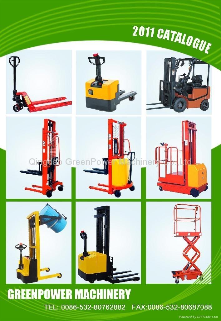 2011 Catalogue--GreenPower Machinery