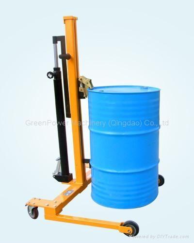 Hydraulic Drum Stacker ( Model: DS300)