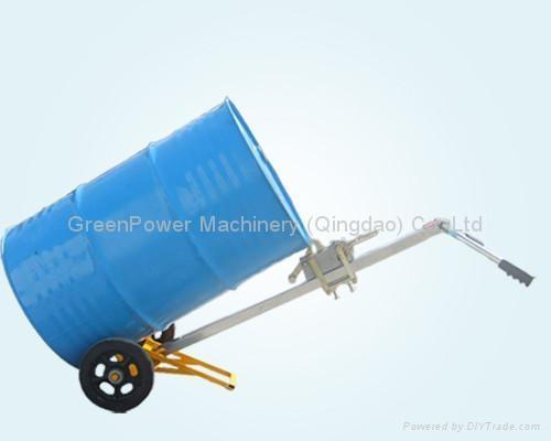 Mechanical Drum Truck( Model: MDT450)