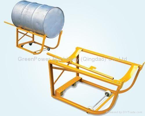 Mechanical Drum Truck ( Model: MDT270)