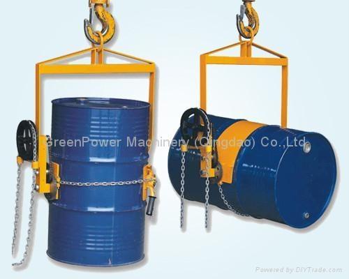 Vertical Drum Lifters ( Model: DL365)