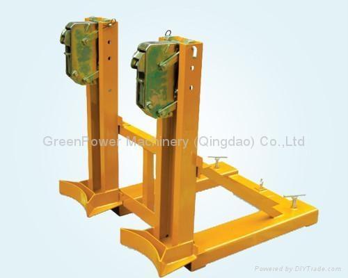 Forklift Drum Grab Eagle Grip ( Model: EDG720)