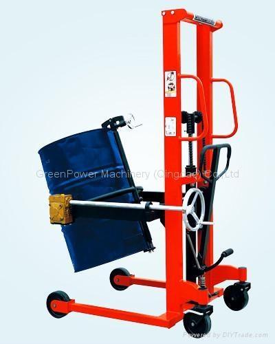 Hand Drum Rotator ( Model: HDR350)