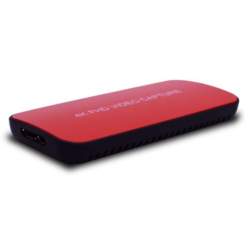 4K HDMI USB3 0 Video Capture box Windows MAC Linux VLC OBS Xsplit
